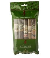 Cigar Samplers AJ Fernandez 5-Pack & Humi Bag