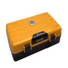 Travel Humidors JetLine Pal Travel Humidor Yellow