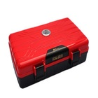 Travel Humidors JetLine Pal Travel Humidor Red