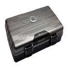 Travel Humidors JetLine Pal Travel Humidor Gray