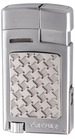 Xikar Cigar Lighters Forte Soft Flame Silver