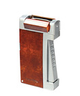 Vector Cigar Lighters Commando Mahogany Marble Lighter