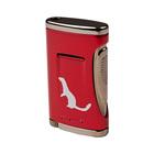 Xikar Cigar Lighters Xidris Roma Craft Red Weasel