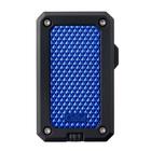 Colibri Cigar Lighters Rally Black & Blue Lighter