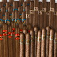 Cigar Samplers 50 Cigars Under 50 BucksCollection