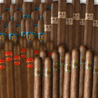 Cigar Samplers Pre-Thanksgiving Feast
