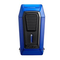 Colibri Cigar Lighters Quantum Blue & Black Lighter