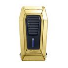 Colibri Cigar Lighters Quantum Gold & Black Lighter