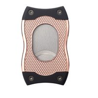 Colibri Cigar Cutters SV-Cut Rose/Black