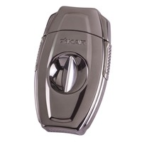 Xikar Cigar Cutters VX2 V-Cut Gunmetal