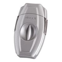 Xikar Cigar Cutters VX2 V-Cut Silver