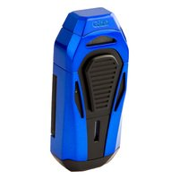 Colibri Cigar Lighters Boss Black and Blue