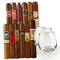 Cigar Samplers Whiskey Sipping Collection