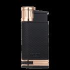 Colibri Cigar Lighters EVO Black & Rose Lighter