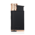 Colibri Cigar Lighters EVO Black & Rose Lighter