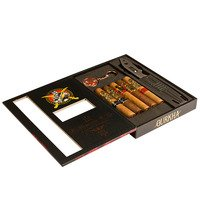 Cigar Samplers Gurkha Knife Gift Pack