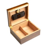 Cigar Humidors African Teak Humidor Small