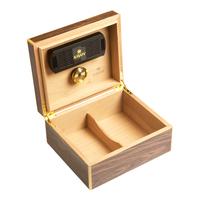 Cigar Humidors Black Calabash Humidor Small