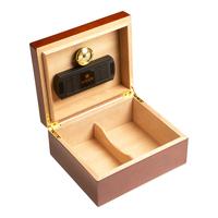 Cigar Humidors Beetlewood Humidor Small