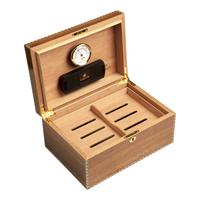 Cigar Humidors Marquis Caramel Large Elm