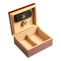 Cigar Humidors Ashton Mahogany Small Humidor