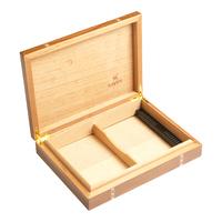 Cigar Humidors Desktop Ironwood Marquetry