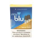 My Blu Pods Gold Leaf 2.4%