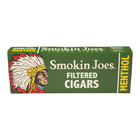 Smokin' Joes Filtered Cigars Menthol
