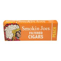 Smokin' Joes Filtered Cigars Peach