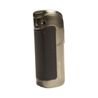 Lotus Cigar Lighters CEO Triple Flame Gunmetal