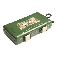 Travel Humidors Xikar Outdoorsman Combo Green
