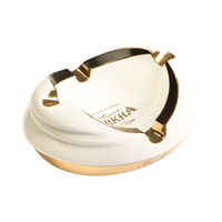 Cigar Ashtrays Gurkha White