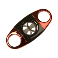 Cigar Cutters Gurkha Lugano Red