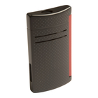 S.T. Dupont Cigar Lighters MaxiJet Black Matte Punched Lighter