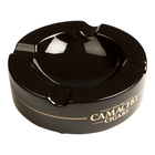 Camacho Ceramic Logo Ashtray Camacho Black