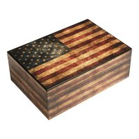 Cigar Humidors Old Glory