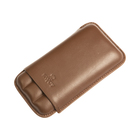 Cigar Cases 3 Finger Brown Immensa