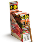 Good Times 4 K's Cigarillos Strawberry Cheesecake