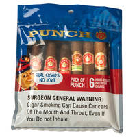 Cigar Samplers Pack Of Punch