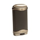 Colibri Cigar Lighters Apex Silver Metallic