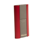 Xikar Cigar Lighters Flash Red