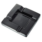 Visol Ashtrays Renner Black Ceramic