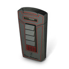 Lamborghini Cigar Lighters Aero Grey and Red