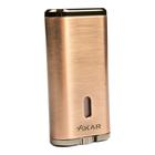 Xikar Cigar Lighters Verano Flat Bronze