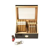 Cigar Samplers Gift Guide Connoisseur Mellow