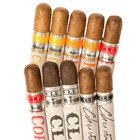 Cigar Samplers CLE Brands Assorted 10ct