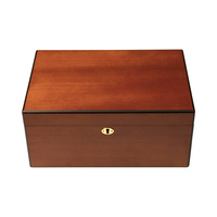 Ashton Pearwood Humidor Large