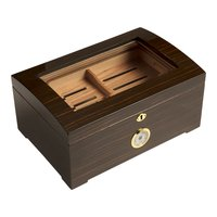 Cigar Humidors Dumaine 60ct Ebony