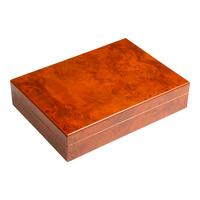 Cigar Humidors Toucher Burlwood