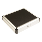 Cigar Humidors Aluminum 20ct Case